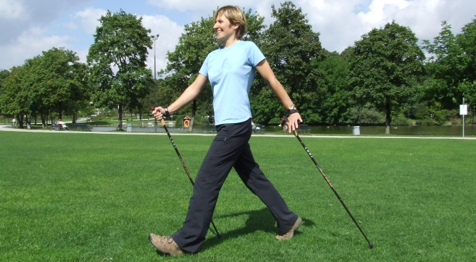 Nordic Walking Basic Instructor