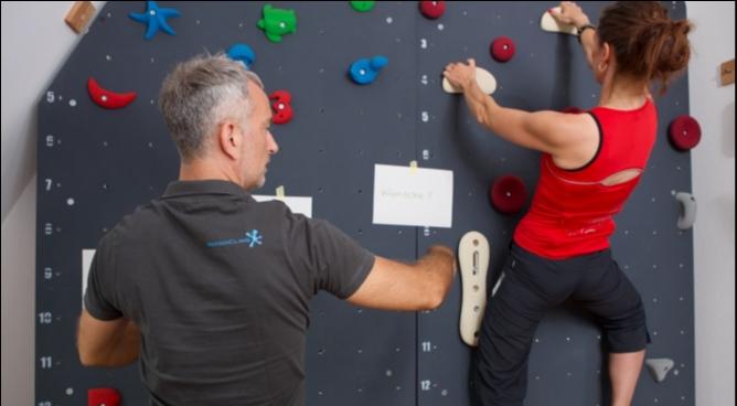 57b422e5b13320 Therapeutisches Klettern nach dem Potsdamer Modell Ausbildung ...