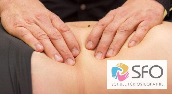 SFO Viszeral abdominale Therapie im Kontext der Osteopathie ...
