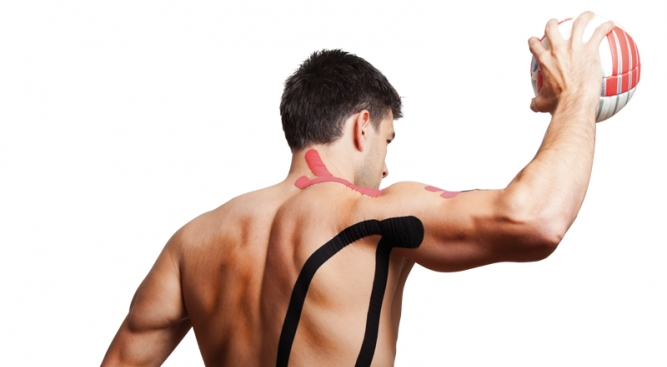 Kinesiologisches Taping ITA